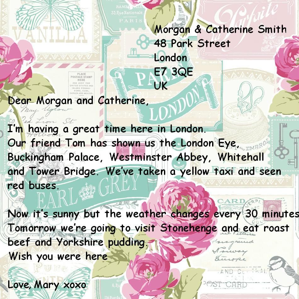 Правильное оформление открытки с поздравлением на английском образец желанию отель
